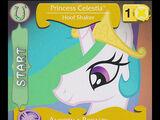 Princess Celestia, Hoof Shaker
