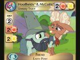 Hooffields & McColts, Uneasy Truce