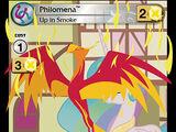 Philomena, Up in Smoke