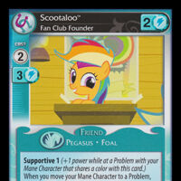 Scootaloo Fan Club Founder My Little Pony Collectible Card Game Wiki Fandom Buy cheap dresses two pieces online from china today! my little pony collectible card game wiki fandom