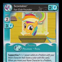 Scootaloo Fan Club Founder My Little Pony Collectible Card Game Wiki Fandom Alquiler y venta de vestidos de fiesta, trajes de. my little pony collectible card game wiki fandom