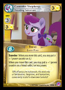 Canterlot Shopkeep, Traveling Salesmare