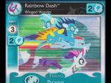 Rainbow Dash, Winged Wonder (Premiere Promo)