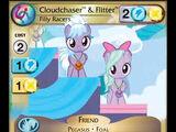 Cloudchaser & Flitter, Filly Racers