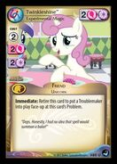 Twinkleshine, Experimental Magic