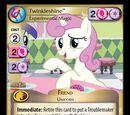 Twinkleshine, Experimental Magic