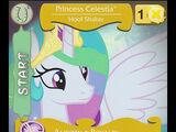 Princess Celestia, Hoof Shaker (Canterlot Nights Parallel)