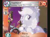 Applejack, Holiday Spirit