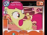 Applejack, Apple Teeny