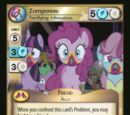 Zomponies, Terrifying Infestation