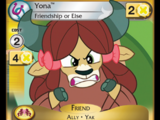Yona, Friendship or Else (Friends Forever Promo)