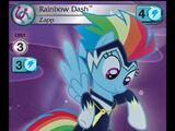 Rainbow Dash, Zapp