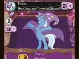 Trixie, The Great and Powerful Showoff