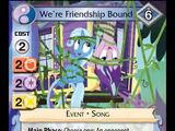 We're Friendship Bound