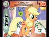 Applejack, Ambassador of Honesty