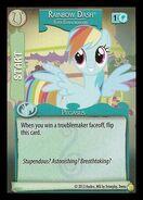Rainbow Dash, Flyer Extraordinaire (GenCon)