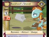 Rockhoof's Shovel