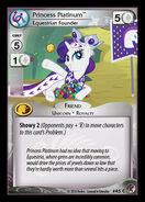 Princess Platinum, Equestrian Founder
