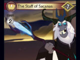 The Staff of Sacanas