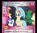 Princess Skystar, Air and Sea