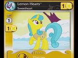 Lemon Hearts, Sweetheart