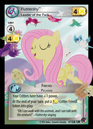 Fluttershy, Leader of the Pack
