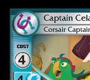 Captain Celaeno, Corsair Captain