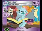 Ocellus, Hit the Books