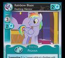Rainbow Blaze, Dashing Mentor
