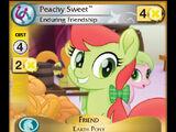 Peachy Sweet, Enduring Friendship