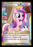Princess Cadance, Family Matters