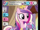 Princess Cadance, Family Matters