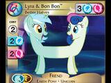 Lyra & Bon Bon, Better Halves