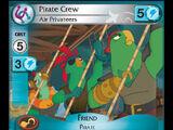 Pirate Crew, Air Privateers