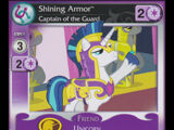 Shining Armor, Captain of the Guard