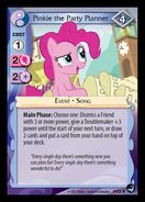 Pinkie the Party Planner