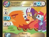 Scootaloo, Most Creative