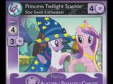 Princess Twilight Sparkle, Star Swirl Enthusiast