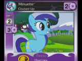 Minuette, Clocked Up