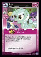 Lyra, Very Excitable