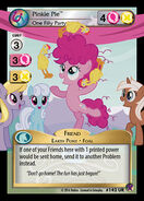 Pinkie Pie, One Filly Party