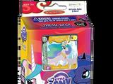 Princess Celestia & Rarity Theme Deck