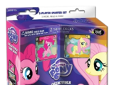 Pinkie Pie & Fluttershy Two Player Theme Deck