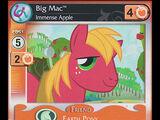 Big Mac, Immense Apple