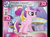 Princess Cadance, Best Foalsitter Ever
