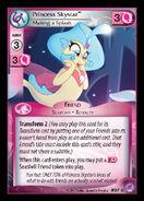 Princess Skystar, Making a Splash
