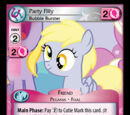 Party Filly, Bubble Burster