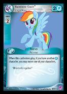 Rainbow Dash, Loyal Pony