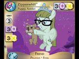 Zipporwhill, Puppy Addict