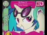 DJ Pon-3, Party Starter